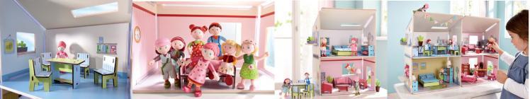 Haba Puppenhaus Little Friends