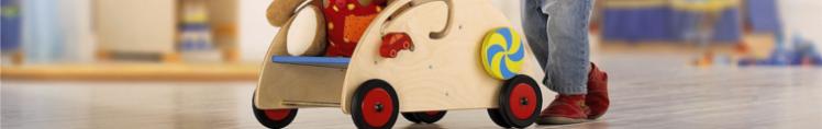 Kinderfahrzeuge Lauflernwagen