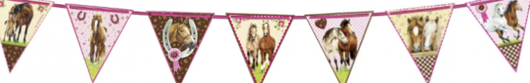 Textiles - Pferdefreunde