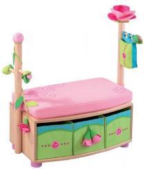 bunte kindergarderoben ordnung im kinderzimmer. Black Bedroom Furniture Sets. Home Design Ideas