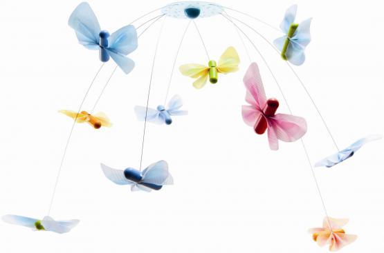 Haba Mobile Schmetterlingsfreunde