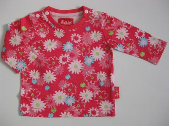 Sigikid Newborn Flower Shirt
