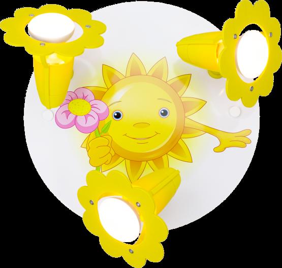 Elobra Deckenstrahler Sonne