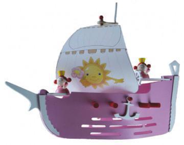 Elobra Pendelleuchte Prinzessinnenschiff
