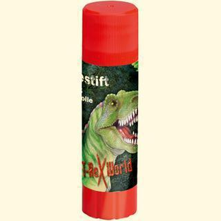 T- Rex World Klebestift