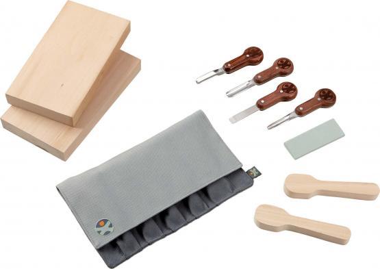 Haba Terra Kids Schnitzwerkzeug-Set