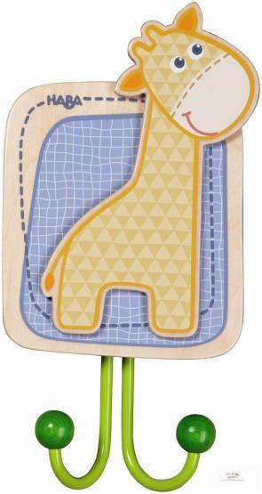 Haba Einzelhaken Giraffe Gitti 301107