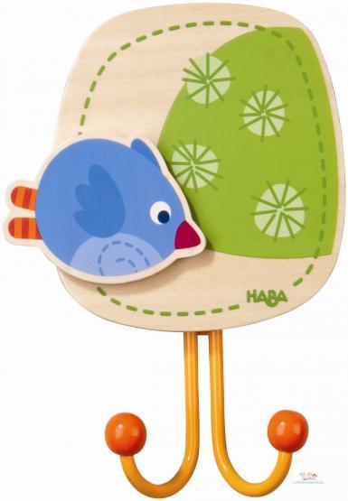 Haba Einzelhaken kleine Vögelchen 301134