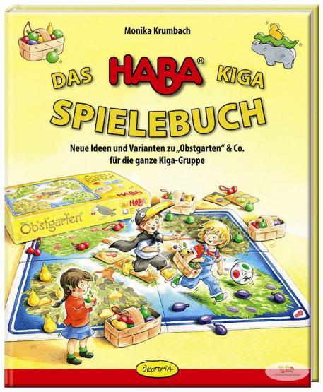 Das Haba KIGA Spielebuch