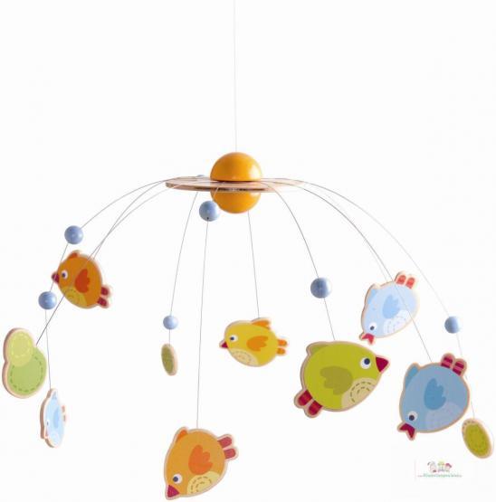 Haba Mobile Kleine Vögelchen