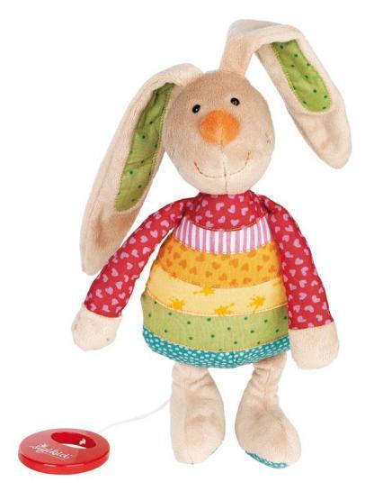 Rainbow Rabbit - Spieluhr Sigikid