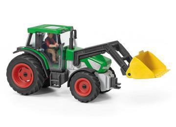 Schleich Traktor mit Fahrer