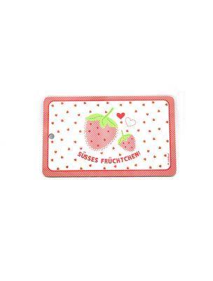 Adelheid Brettchen Süßes Früchtchen Erdbeere