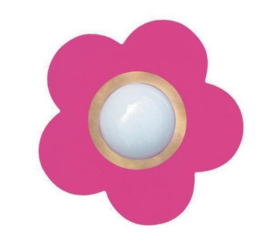 Waldi Deckenleuchte Petit Fleur pink