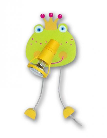 Waldi Wandleuchte Frosch