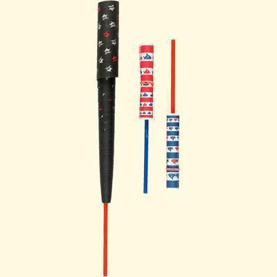 Captn Sharky Papier- Schwert