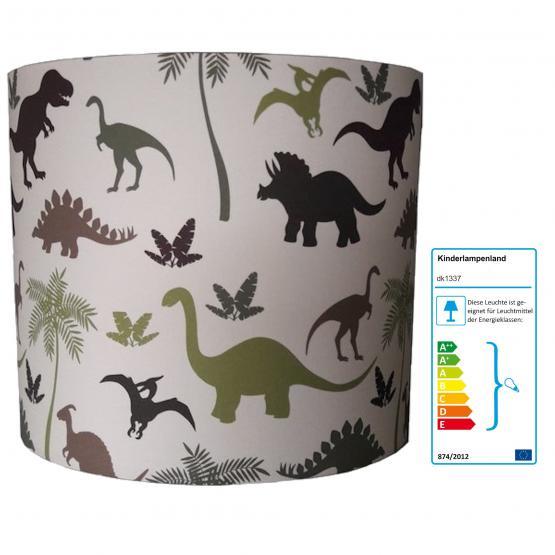 Wandlampe Dino