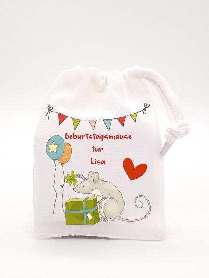 Geschenkverpackung für Geld Geburtstagsmäuse, Geburtstag Geldgeschenk