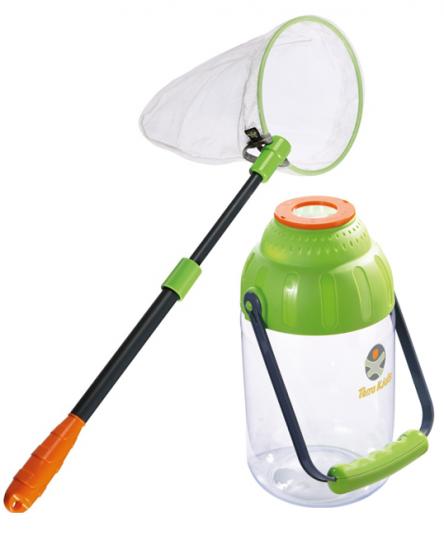 Haba Sparset Terra Kids Kescher und Lupenbehälter
