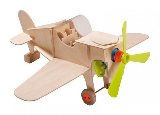 Haba Bausatz-Flugzeug