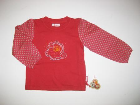 Sigikid T-Shirt Langarm Mouse Gr. 92