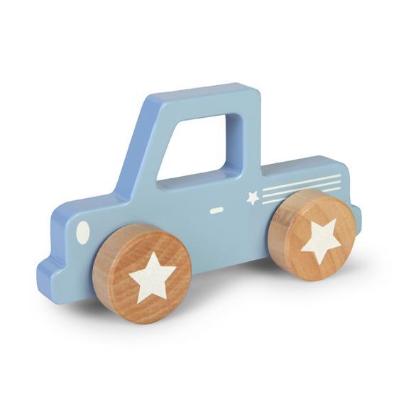 Little Dutch Holzauto Pickup und Traktor Set