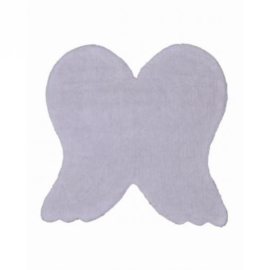 Lorena Canals Kinderteppich Flügel weiß
