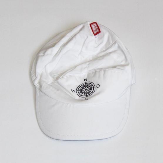 Sigikid Baseball-Kappe weiß