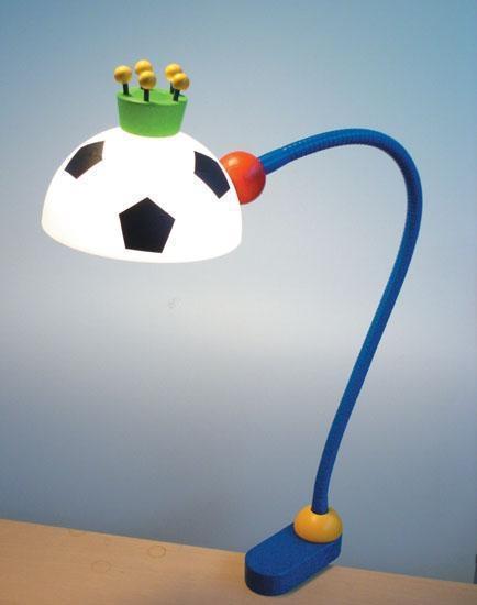 Niermann Schreibtischlampe König Fußball