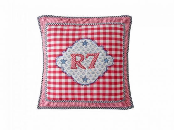 Room Seven Kissenbezug Red R7