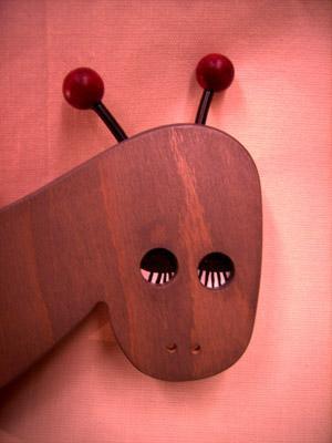 Schlummerlampe Schnecke mit Spieluhr