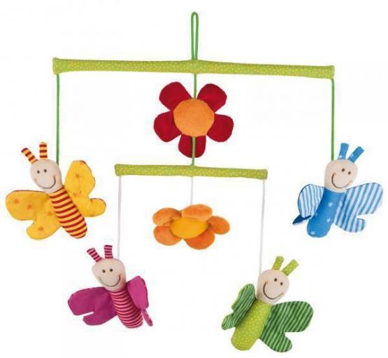 Sigikid Soft-Mobile Schmetterlinge