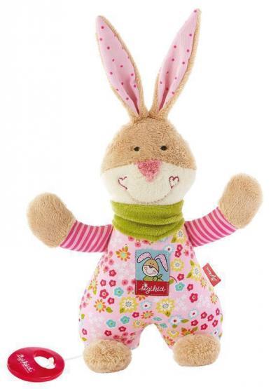 Sigikid Spieluhr Bungee Bunny