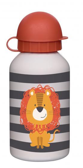 Sigikid Brotdose und Trinkflasche Zootiere