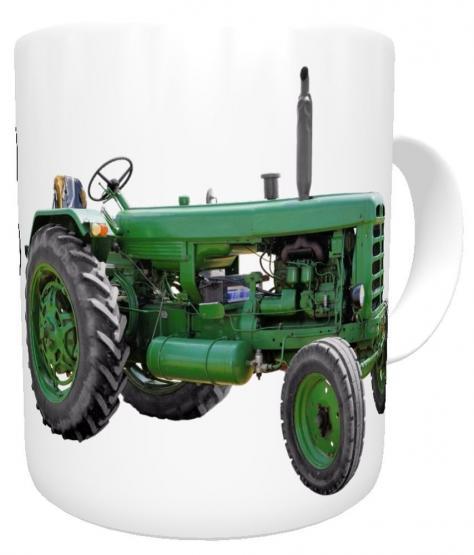 Namenstasse Traktor nostalgie - personalisiert Spruch Ein echter Held ...