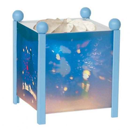 Trousselier Magische Laterne Kleiner Prinz Gehäuse blau