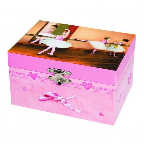 Trousselier Musikspieldose Ballerina rosa