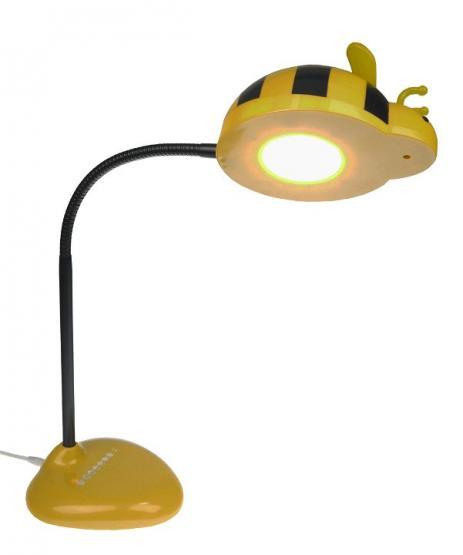 schreibtischlampe starbee gelb schwarz schreibtischlampen. Black Bedroom Furniture Sets. Home Design Ideas