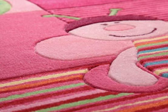 Esprit Teppich Kinderteppich ~ Esprit kinderteppich garden party rosa esprit teppiche