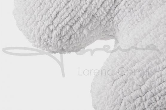 lorena canals kissen fl gel wei lorena canals teppiche. Black Bedroom Furniture Sets. Home Design Ideas