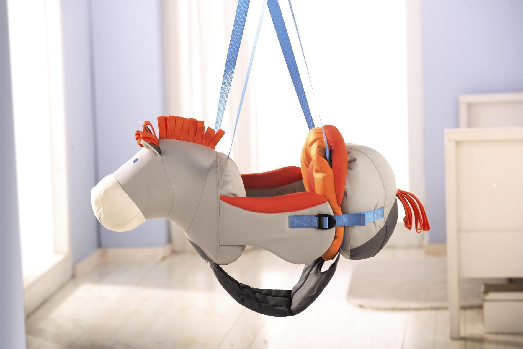 Haba babyschaukel pferd spielzelte schaukeln - Kinderzimmer schaukel ...