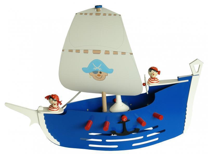 elobra pendelleuchte piratenschiff blau pendelleuchten. Black Bedroom Furniture Sets. Home Design Ideas