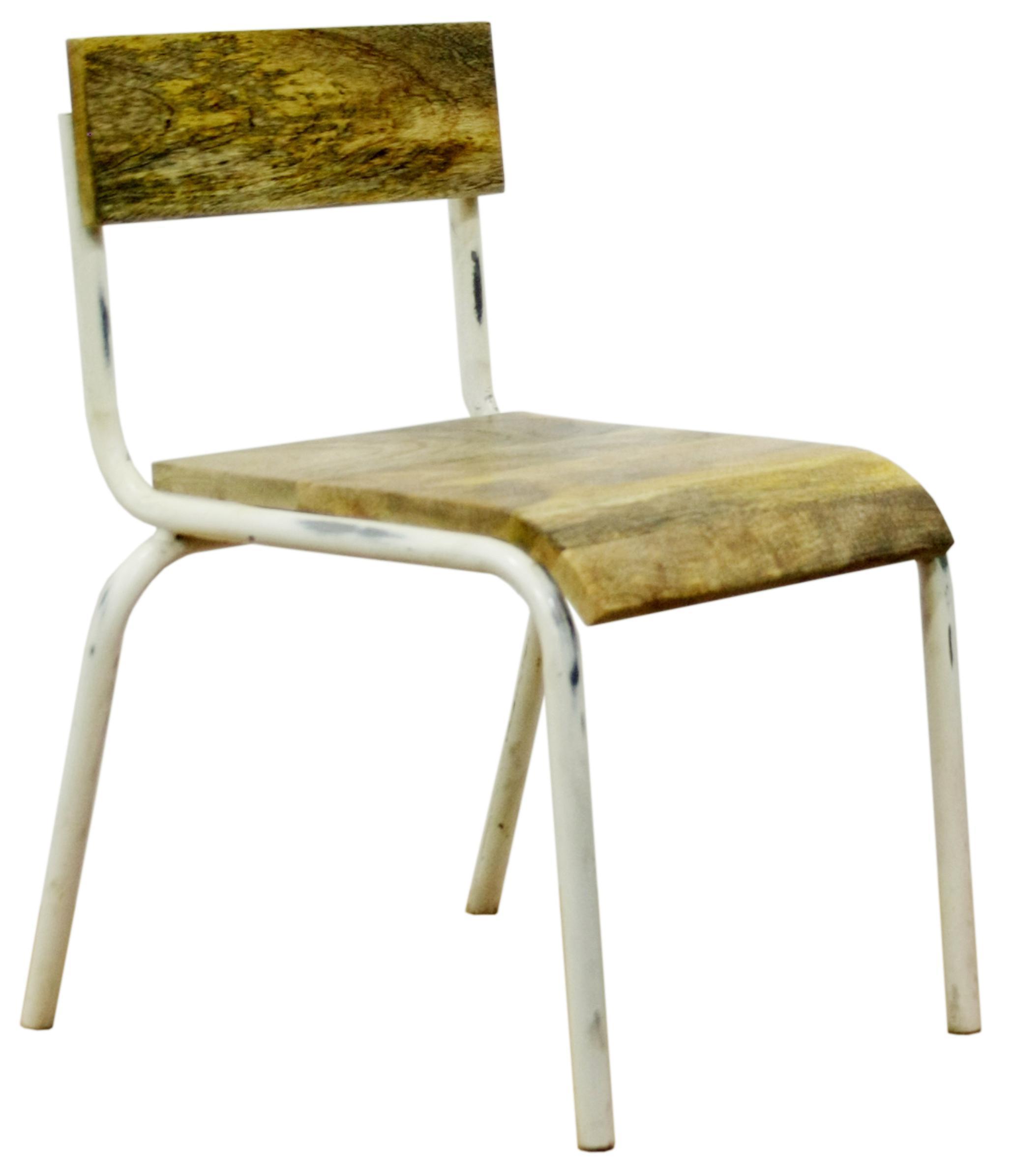 kidsdepot kinderstuhl holz metall wei tisch und stuhl im kinderlampenland. Black Bedroom Furniture Sets. Home Design Ideas
