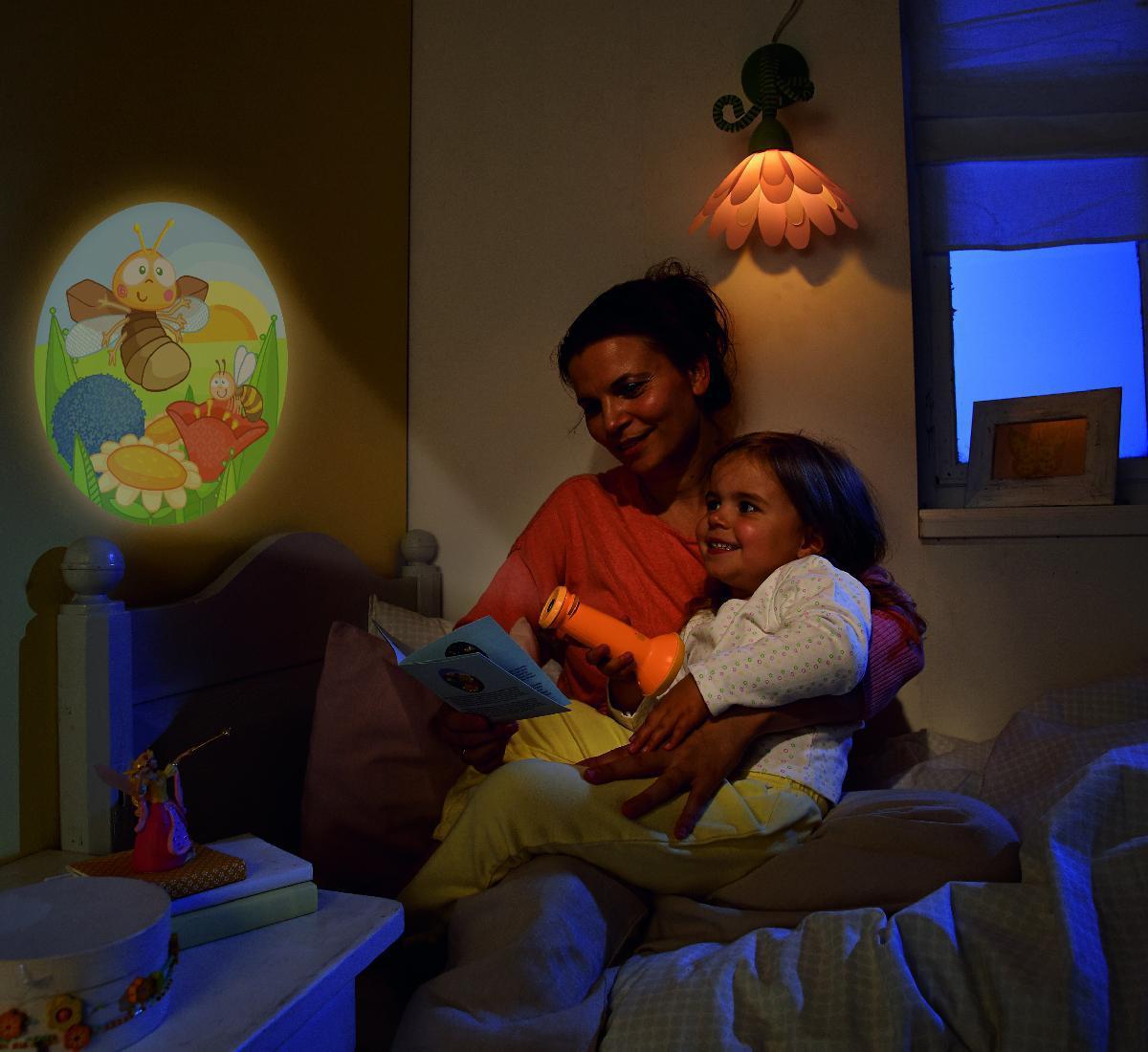 haba taschenlampen projektor gl hw rmchen neu im. Black Bedroom Furniture Sets. Home Design Ideas