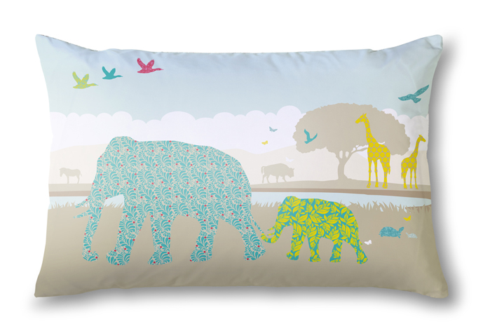 anna wand kissen safari mint jetzt g nstig beim fachh ndler kaufen. Black Bedroom Furniture Sets. Home Design Ideas