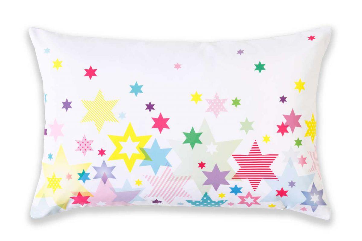 anna wand kissen stars girls bunt jetzt g nstig auf rechnung kaufen. Black Bedroom Furniture Sets. Home Design Ideas