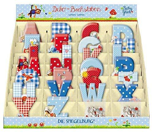 Deko-Buchstabe K BabyGl/ück
