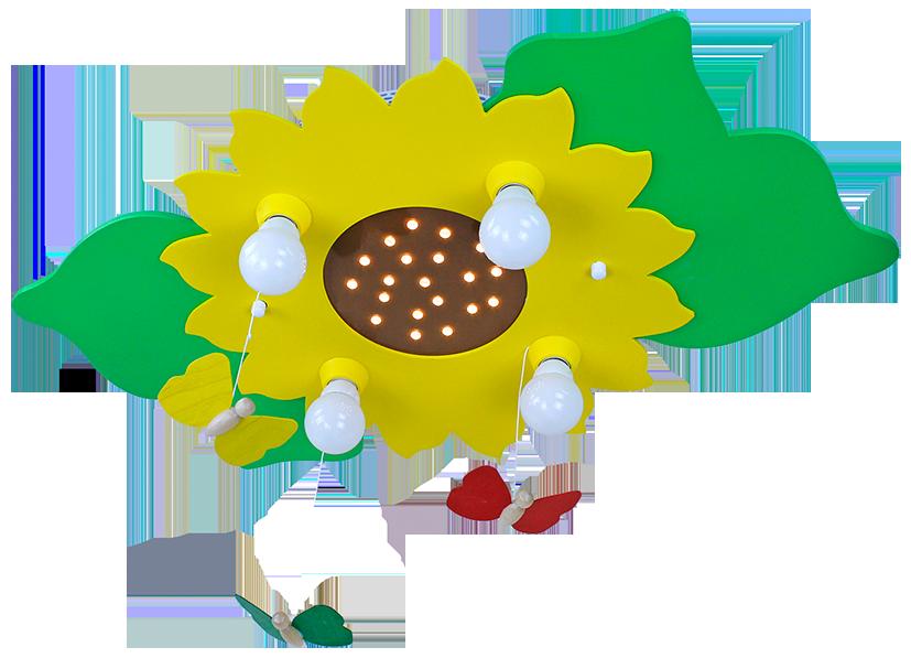 elobra deckenlampe blume mit mobile led kinderlampen im kinderlampenland. Black Bedroom Furniture Sets. Home Design Ideas