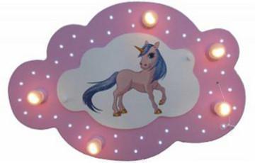 elobra led deckenlampe einhorn led kinderlampen im kinderlampenland kaufen. Black Bedroom Furniture Sets. Home Design Ideas