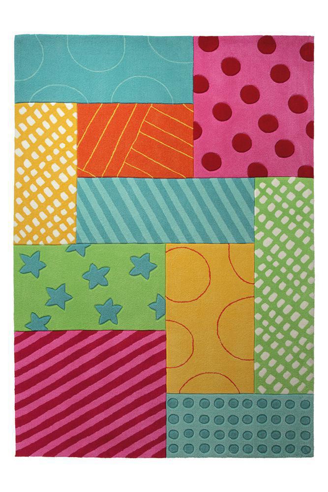 esprit kinderteppich patchwork garden esprit teppiche. Black Bedroom Furniture Sets. Home Design Ideas